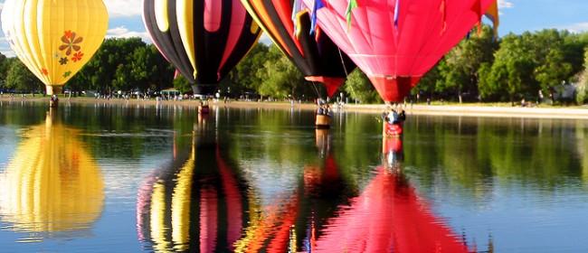 Balloon Festival in Oneida
